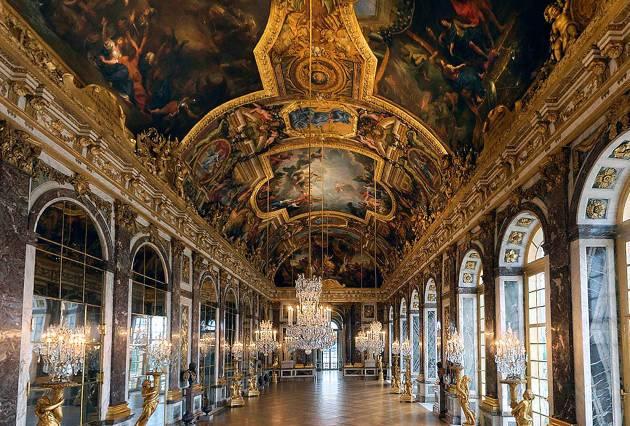 Версаль Париж