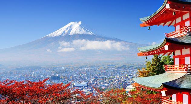 Сувениры, отели, автомобили и погода в Японии